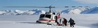 Heli Skiing from the Pook