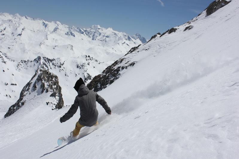 Tignes ski lessons